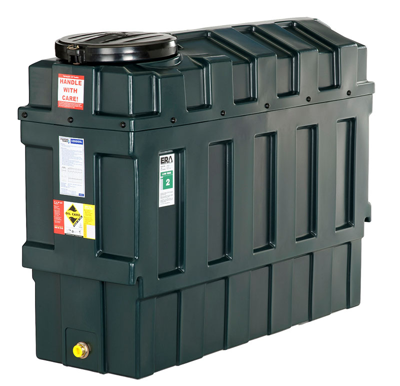 New Oil Tank: Suffolk Oil Solutions can install tanks made of metal or plastic, including Fuel Stations