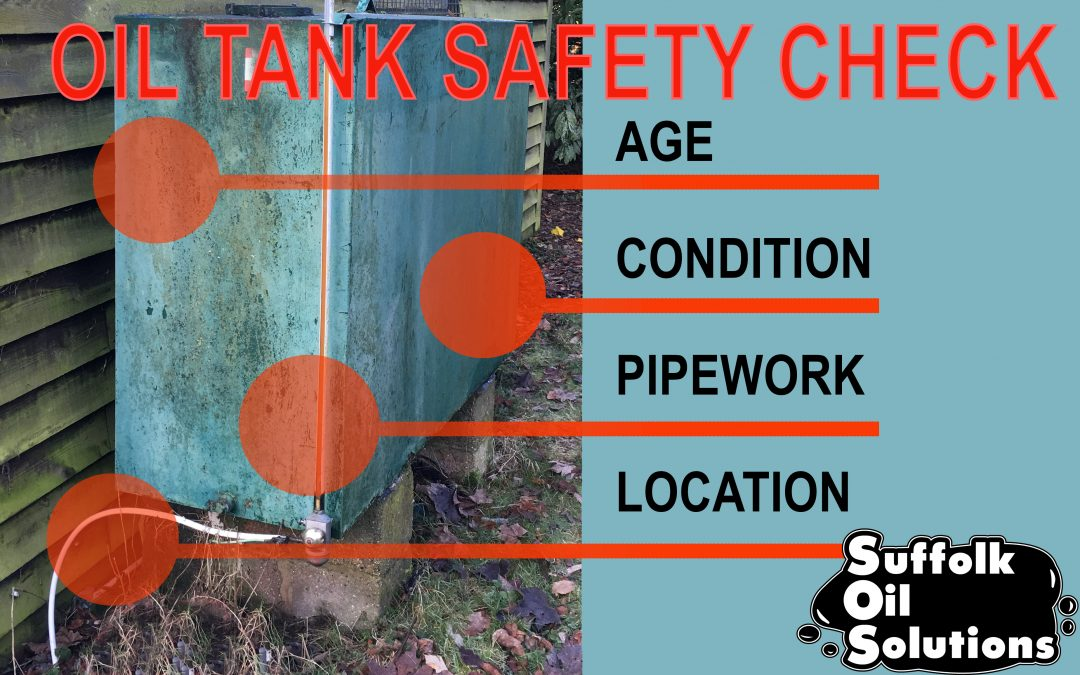 Winter Oil Tank Safety Check