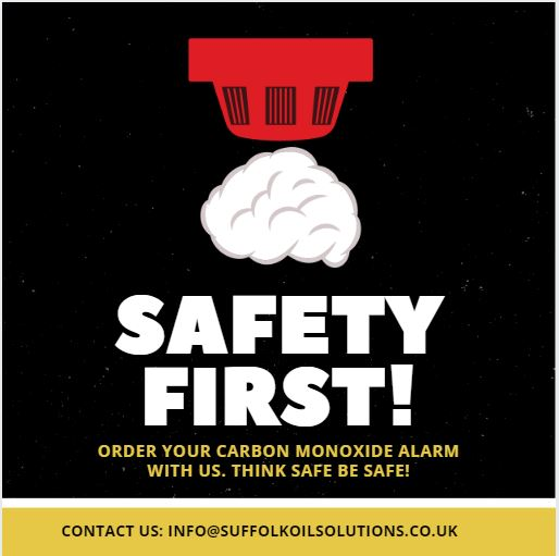 Carbon Monoxide – Your Safety