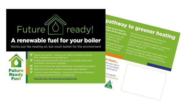 Saving our environment with renewable heating oil